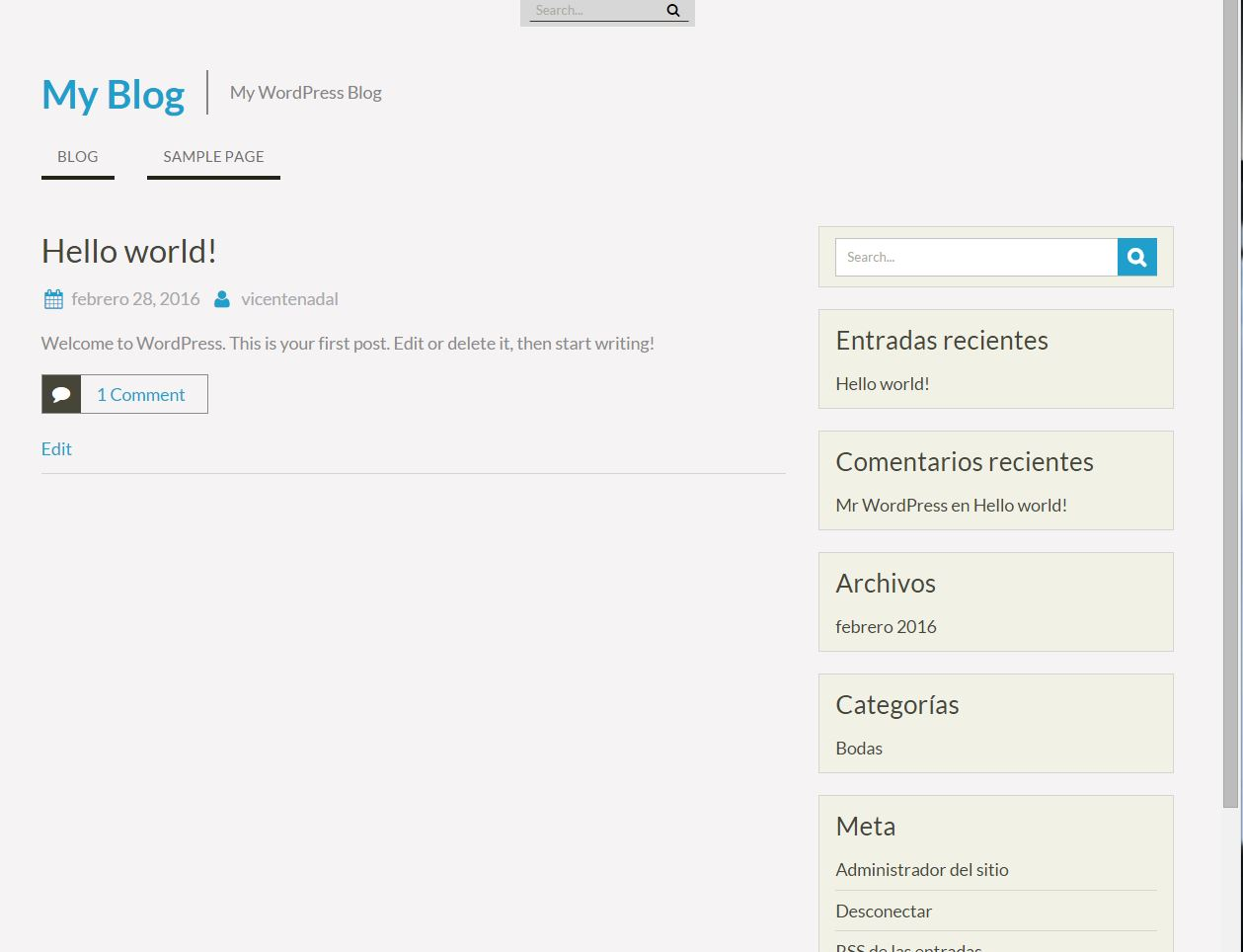 instalar blog 17 - wordpress para fotógrafos - marketing vicente nadal