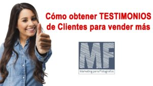 testimonios de clientes - marketing para fotógrafos - vicente nadal