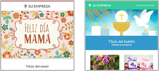 plantillas de email marketing de mailrelay